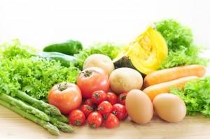 ダイエットと食生活の見直し。